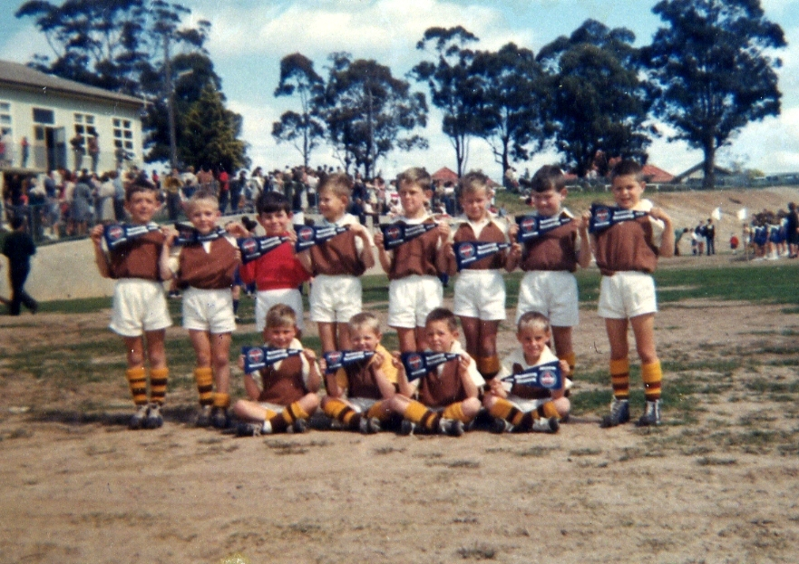 1967 Presentation Day Under 7 David Hicks
